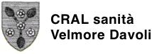 """CRAL Sanità """"Velmore Davoli"""""""